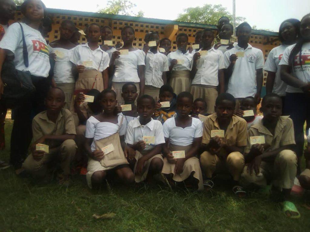 UAT Suisse frais scolaires Togo